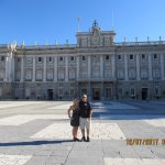 July visit of the Royal Palace in Madrid!
