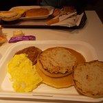 McDonald's, Nathan Road, Tsim Sha Tsui, Kowloon. Breakfast.