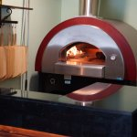 Our Italian wood Fired Oven