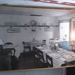 Photo of the once famous restaurant