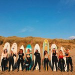 Photo de Croyde Surf Academy