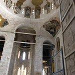 Restored monastery at Daphni..