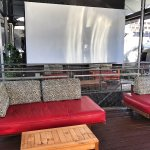 Rooftop Movie cinema
