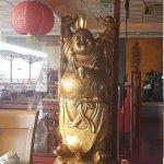 China Restaurante Foto