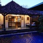 Chambre de type petites villa