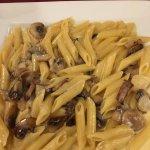 Fungi pasta