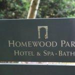Photo de Homewood Park Hotel & Spa