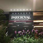 PARKROYAL on Beach Road Foto