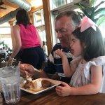 Dessert with Papaw