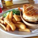 Steak & Stilton Pie