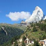 Foto de Hotel Mont Cervin Palace