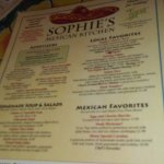Sophie's Mexican Kitchen照片