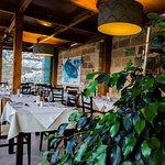 Azure Window Restaurant inner part!