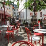 Café Reber in Bad Reichenhall