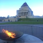 Photo of Shrine of Remembrance