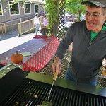 We've got fresh grilling on fall weekend!