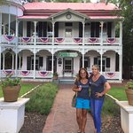 Photo de Gruene Mansion Inn Bed & Breakfast