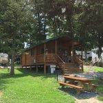 B5 Cabin exterior