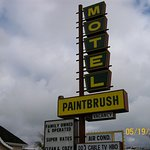 Foto van Paintbrush Motel