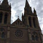 The same window-rose is like Norte-Dame-de-Paris.