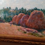 "Monet's ""Haystcks"" NGV"