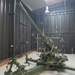 WW2 Anti aircraft gun
