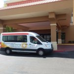 Our shuttles service from the Memphis Airport is complimentary!