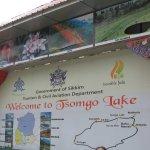 Foto di Tsomgo Lake