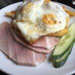 Ham & 2 Eggs Chips