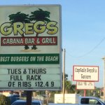 Greg's Cabana Bar and Grill Foto