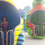 Small rides for small kids too!