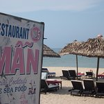 man restaurant