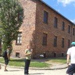 Building at Auschwitz