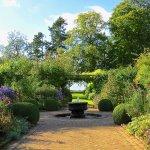 Wyken Hall Garden