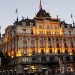 Hotel Monopol Luzern Foto