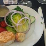 The very crisp salad wedge