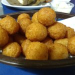 Hushpuppies -- delicious!