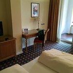 Foto de Alpine City Wellness Hotel Dominik