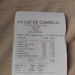 La Luz de Candelaの写真