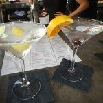 Full Pour Martinis