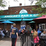 Foto de Anglers Bar and Grill