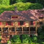 Drone Flight Over Beechwood Inn