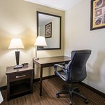 Superior King Room features business work design with extra outlets