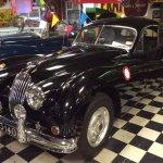 An Invicta, Fiat Topolino, BMW, Jaguar XK140 and memorabilia