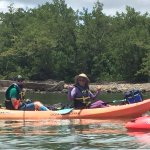 Photo de Barefoot Travelers Kayak Tour to Monkey Island