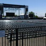 Thunder Valley concert stage- blecher seating here too.