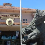 Thunder Valley casino enterance