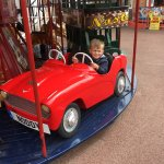 perfect for under 5s. think very reasonable. mainly 1 token per ride! gave good deals on token.
