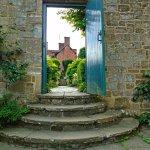 Door to the Rose Garden