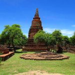 Photo de Temple of the Royal Restoration (Wat Ratchaburana)